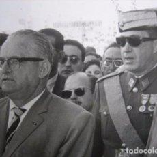Militaria: FOTOGRAFÍA OFICIAL GUARDIA CIVIL. ELCHE 1963. Lote 71160769