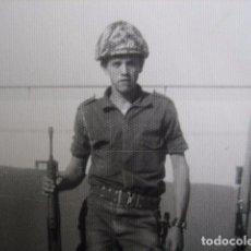 Militaria: FOTOGRAFÍA SOLDADO INFANTERÍA DE MARINA.. Lote 71161925