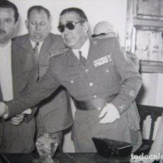 Militaria: FOTOGRAFÍA GENERAL DE BRIGADA GUARDIA CIVIL. VALENCIA. Lote 71177065