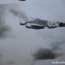 Militaria: FOTOGRAFÍA SAVOIA MARCHETTI SM-79. AVIACIÓN LEGIONARIA BALEARES. Lote 71187265