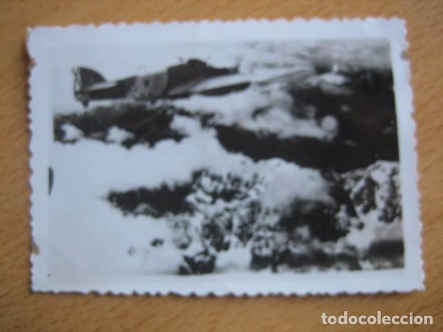 Militaria: Fotografía Savoia Marchetti SM-79. Aviación Legionaria Baleares - Foto 2 - 71187649