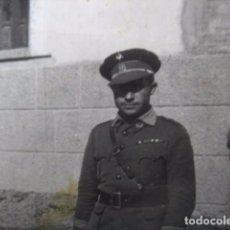Militaria: FOTOGRAFÍA SARGENTO REGULARES. ALFONSO XIII. Lote 71279211