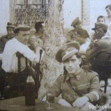 Militaria: FOTOGRAFÍA SARGENTO CABALLERÍA DEL EJÉRCITO ESPAÑOL. 1940. Lote 71410471