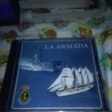Militaria: CD ROM. LA ARMADA. ARMADA ESPAÑOLA. NUEVO PRECINTADO. . Lote 72237399