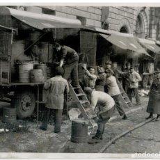 Militaria: FOTOGRAFIA II GUERRA MUNDIAL - BERLIN DESPUES DE LOS BOMBARDEOS. Lote 73451699