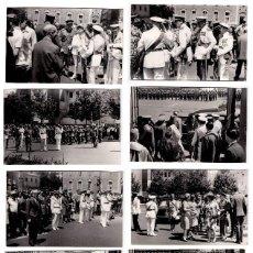 Militaria: LOTE FOTOGRAFÍAS NOMBRAMIENTO AGUSTÍN MUÑOZ GRANDES, VICEPRESIDENTE DEL GOBIERNO 25.JUL.1962.. Lote 73814495