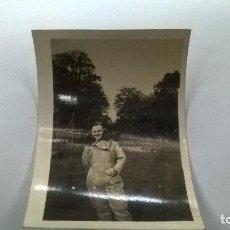 Militaria: FOTO SOLDADO RAF-INGLATERRA. Lote 73848671