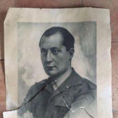Militaria: FOTOGRAFÍA DE ANGEL CORTES - JOSE ANTONIO PRIMO DE RIBERA. Lote 74391879