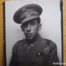 Militaria: FOTOGRAFÍA ALFÉREZ PROVISIONAL DEL EJÉRCITO NACIONAL.. Lote 74949371