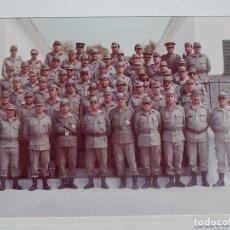 Militaria: FOTOGRAFÍA MANDOS. C.I.R. Nº14. PALMA DE MALLORCA. BALEARES. AÑOS 1975 / 1985 APROXIMADAMENTE.. Lote 75060751
