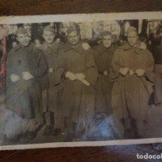 Militaria: FOTO SOLDADOS SANTIAGO 10/4/1942. Lote 75136219