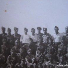 Militaria: FOTOGRAFÍA SOLDADOS DEL EJÉRCITO NACIONAL. LEGIÓN CONDOR. Lote 75493879