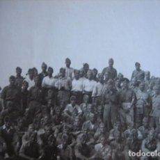 Militaria: FOTOGRAFÍA SOLDADOS DEL EJÉRCITO NACIONAL. LEGIÓN CONDOR. Lote 75500547