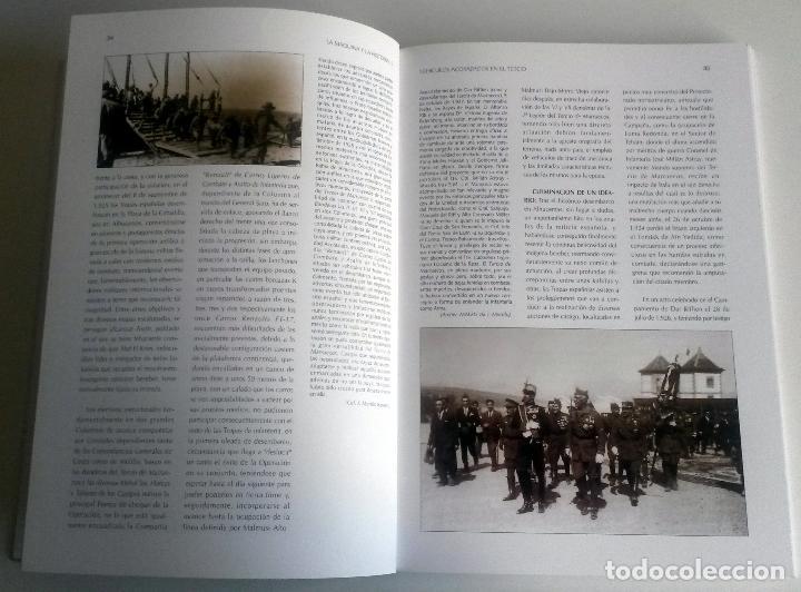 Militaria: LIBRO: VEHÍCULOS ACORAZADOS EN EL TERCIO - DE CÁCERES A SARAJEVO PASANDO POR EL AAIÍUN. - Foto 2 - 76537979