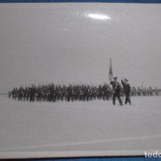 Militaria: FOTO ORIGINAL DESPEDIDA LEGÍÓN CONDOR. Lote 76550147