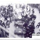 Militaria: FOTO ENTIERRO MUERTOS GUERRA CIVIL EN MAZALEON(TERUEL). Lote 76612623