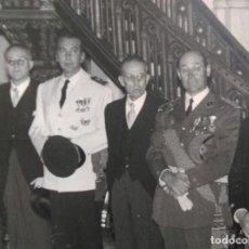 Militaria: FOTOGRAFÍA COMANDANTE AVIACIÓN. 1961. Lote 76769275