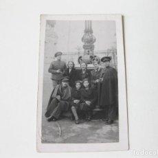Militaria: FOTOGRAFIA DE OFICIALES DEL EJERCITO DE LOS AÑOS 40. Lote 77161853