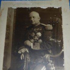 Militaria: (M) GRAN FOTOGRAFIA DE PRIMO DE RIVERA CON DEDICATORIA Y FIRMA DE PRIMO DE RIVERA 1928, GRAN TAMAÑO. Lote 77440669