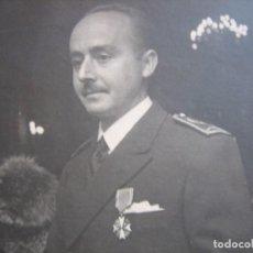 Militaria: FOTOGRAFÍA INGENIERO CIVIL. ORDEN DEL ÁGUILA ALEMANA. Lote 77608289
