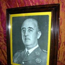 Militaria: FOTOGRAFÍA ORIGINAL DE FRANCO. Lote 78057097