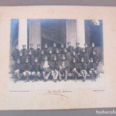 Militaria: ACADEMIA DE INFANTERÍA CURSO UNIFORME PARA ACTO DE SERVICIO CON PELLIZA 1917 1918. Lote 79304877