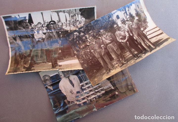 SEVILLA HISTÓRICAS LEER DESCRIPCION (Militar - Fotografía Militar - Guerra Civil Española)