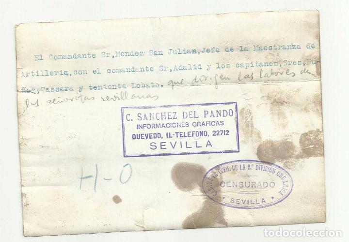 Militaria: SEVILLA HISTÓRICAS LEER DESCRIPCION - Foto 5 - 79307001