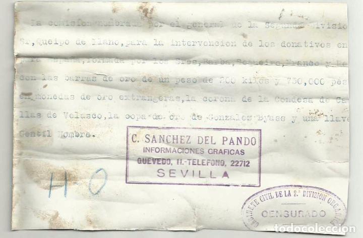 Militaria: SEVILLA HISTÓRICAS LEER DESCRIPCION - Foto 6 - 79307001