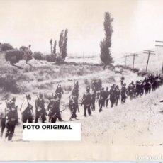 Militaria: COLUMNA REPUBLICA FRENTE TALAVERA(TOLEDO) GUERRA CIVIL. Lote 80271045