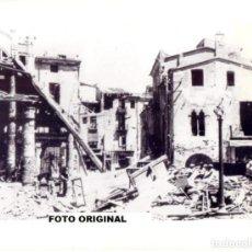 Militaria: BOMBARDEO GRANOLLERS(BARCELONA) MAYO 1938 GUERRA CIVIL. Lote 80321873