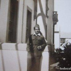 Militaria: FOTOGRAFÍA TENIENTE LEGIONARIO. VILLA SANJURJO 1931. Lote 80389617