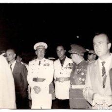 Militaria: FOTOGRAFÍA MILITARES CONDECORADOS - JERARCA DE FALANGE - 14 X 9 CM. Lote 81117052