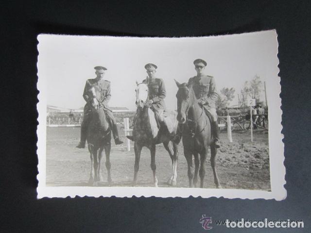 ANTIGUA FOTOGRAFÍA MILITAR. MELILLA. FOTO IMPERIO (Militar - Fotografía Militar - Otros)