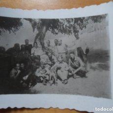 Militaria: ANTIGUA FOTOGRAFIA MILITAR - SOLDADOS REPUBLICANOS - GUERRA CIVIL ESPAÑOLA. Lote 81672056
