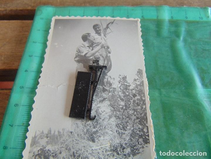 FOTO FOTOGRAFIA GUERRA CIVIL REPUBLICANOS GUERRILLEROS MAQUIS ?? ALBESA LERIDA MAYO 1938 (Militar - Fotografía Militar - Guerra Civil Española)