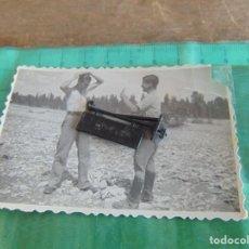 Militaria: FOTO FOTOGRAFIA GUERRA CIVIL REPUBLICANOS GUERRILLEROS MAQUIS ?? ALBESA LERIDA MAYO 1938. Lote 81735704