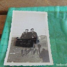 Militaria: FOTO FOTOGRAFIA GUERRA CIVIL REPUBLICANOS GUERRILLEROS MAQUIS ?? TORMOS HUESCA ENERO 1938 . Lote 81736480