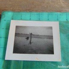 Militaria: FOTOGRAFIA GUERRA CIVIL REPUBLICANOS GUERRILLEROS MAQUIS ?? TORMOS HUESCA ENERO 1938 EMBALSE ARDESA. Lote 81736984