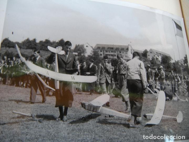 Militaria: ALBUM CON FOTOS AVIONES AVIACIÓN SUIZA 1913 Y OTROS - Foto 5 - 82195900