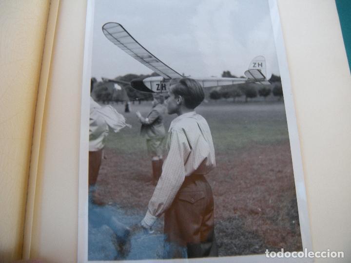 Militaria: ALBUM CON FOTOS AVIONES AVIACIÓN SUIZA 1913 Y OTROS - Foto 6 - 82195900