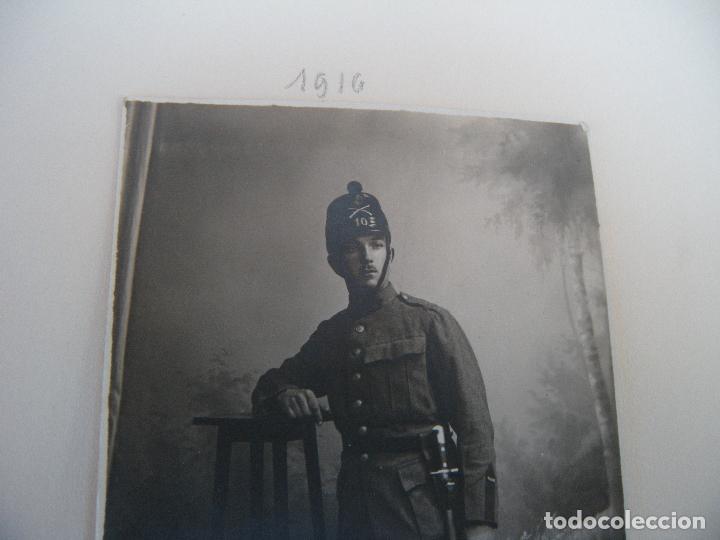 Militaria: ALBUM CON FOTOS AVIONES AVIACIÓN SUIZA 1913 Y OTROS - Foto 7 - 82195900