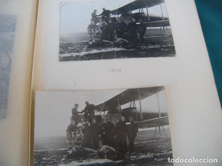 Militaria: ALBUM CON FOTOS AVIONES AVIACIÓN SUIZA 1913 Y OTROS - Foto 8 - 82195900