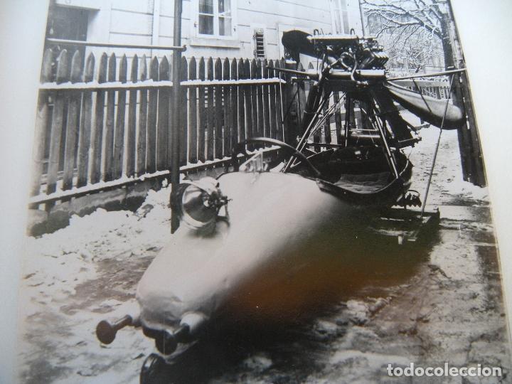 Militaria: ALBUM CON FOTOS AVIONES AVIACIÓN SUIZA 1913 Y OTROS - Foto 17 - 82195900