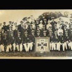 Militaria: IMPRESIONANTE FOTOGRAFÍA MILITAR DE 1914. Lote 82396003