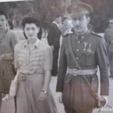 Militaria: FOTOGRAFÍA ALFÉREZ DEL EJÉRCITO ESPAÑOL.. Lote 83289192