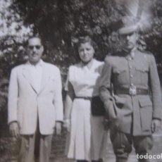 Militaria: FOTOGRAFÍA ALFÉREZ DEL EJÉRCITO ESPAÑOL.. Lote 82497520