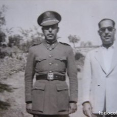 Militaria: FOTOGRAFÍA ALFÉREZ DEL EJÉRCITO ESPAÑOL.. Lote 82497784