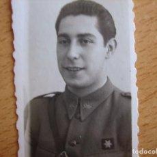 Militaria: FOTOGRAFÍA ALFÉREZ PROVISIONAL DEL EJÉRCITO NACIONAL.. Lote 82499260