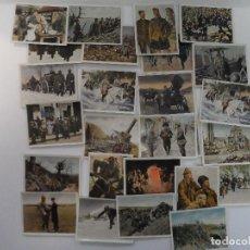 Militaria: DER WELTKRIEG 25 CROMOS I GUERRA MUNDIAL EN COLOR . AÑO 1936. Lote 82637988